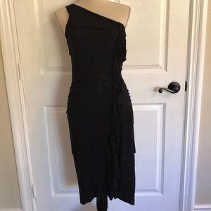 Bailey 44 Black Dress Sz M